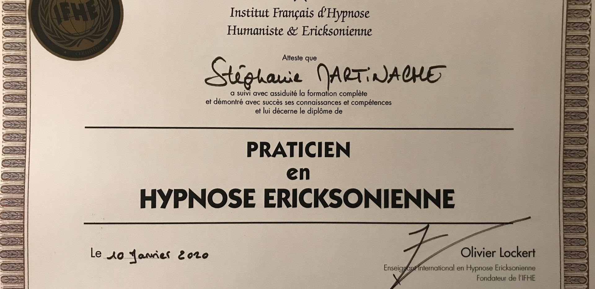 Hypnose Erocksonienne