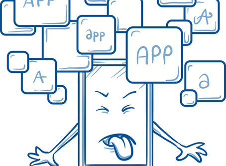Less is more . . . your customers don't want a bunch of apps on their phones
