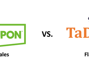 Groupon vs. TaDaah: Which is better for your restaurant?