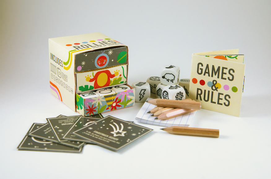 Game Design & Package Design
