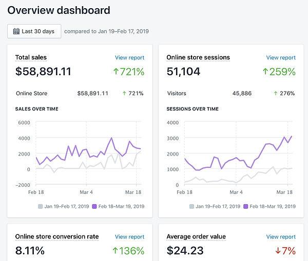 Shopify Sales Increase-Elite-Creative-Du