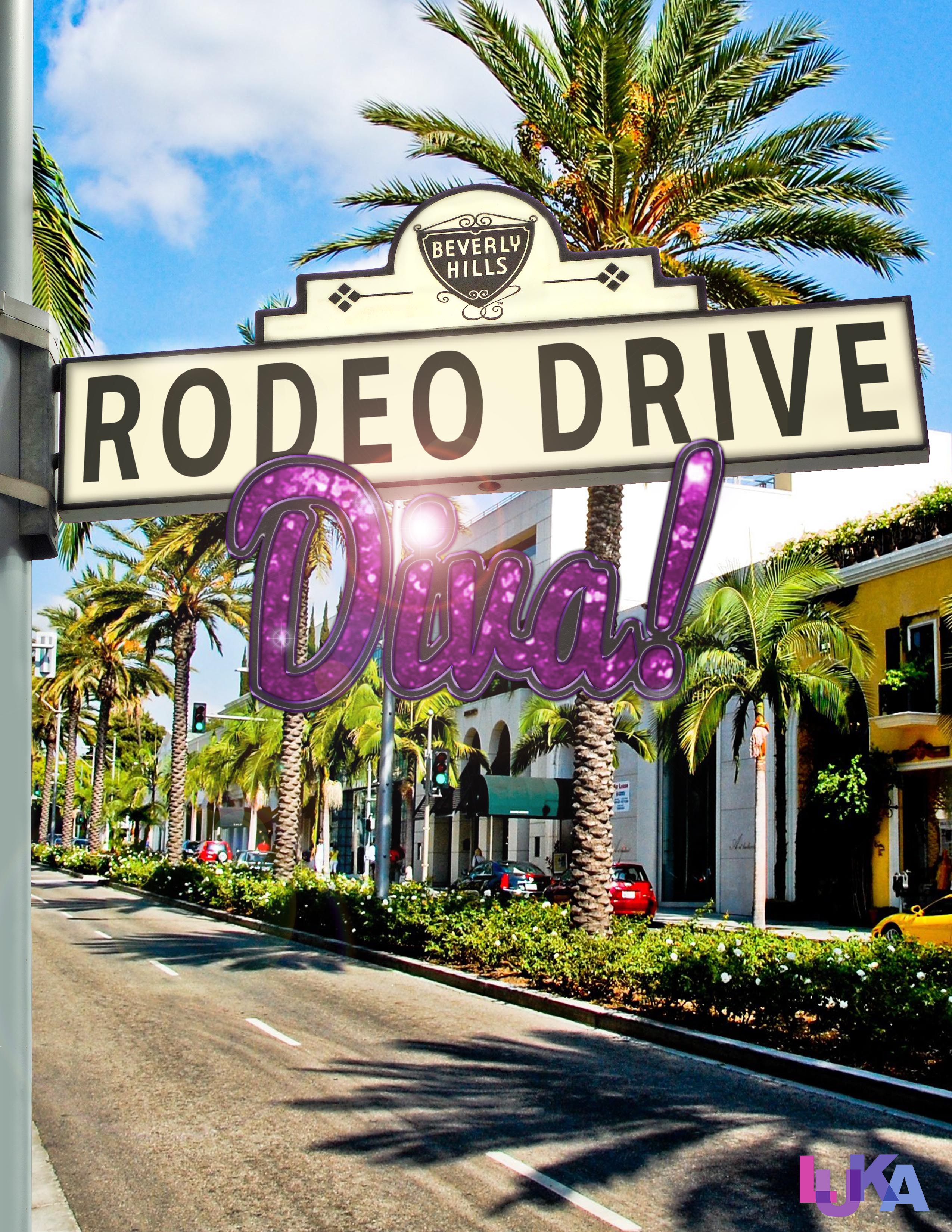 Rodeo Drive Diva