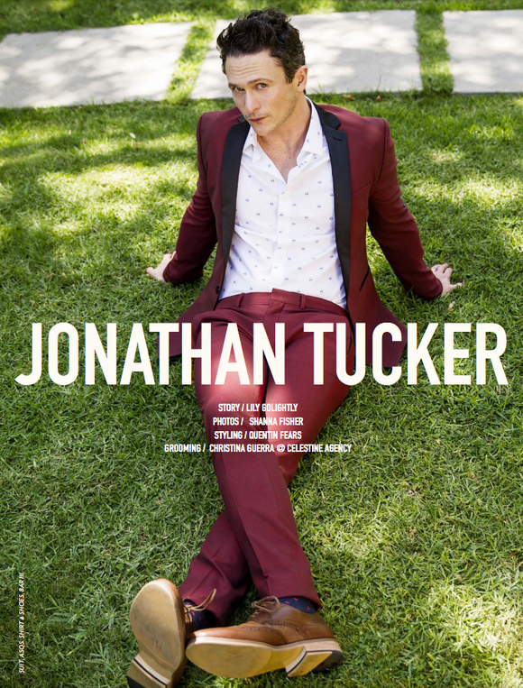 Jonathan Tucker