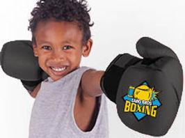 boy boxing