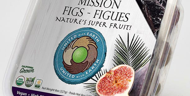 Organic Mission Figs 8oz