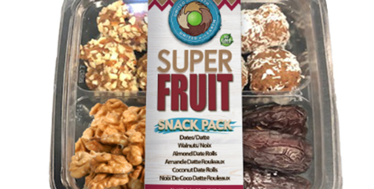 Conventional Super Fruit Snack Pack 12oz