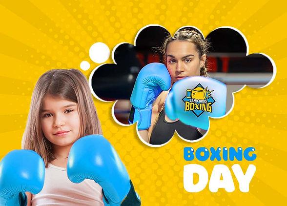 teen boxing