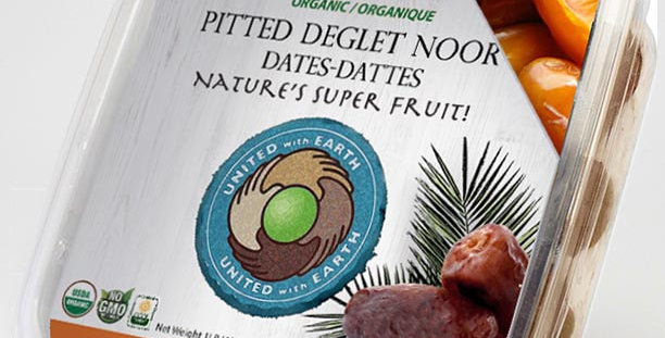 Organic Pitted Deglet Noor Dates 1lb