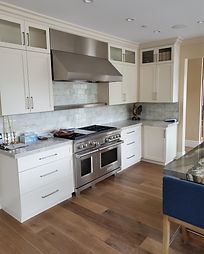 Renovated Kitchen Cabinets