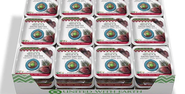 Organic Medjool Dates - 1lb 24Pack
