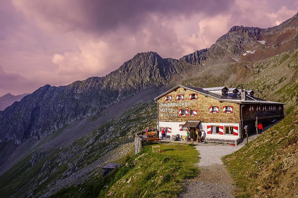 Refugio en Tirol