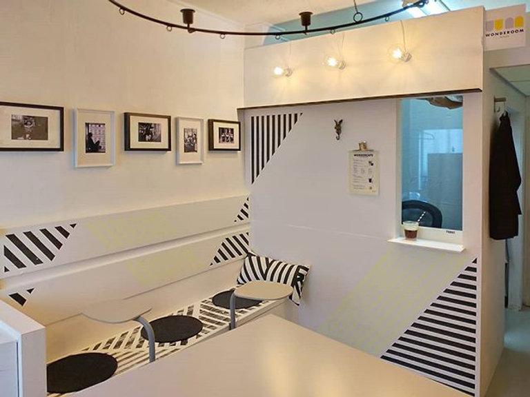 ワンダールームオフィス_ワンダールームのワンダールーム。__以前デザイン会社に勤