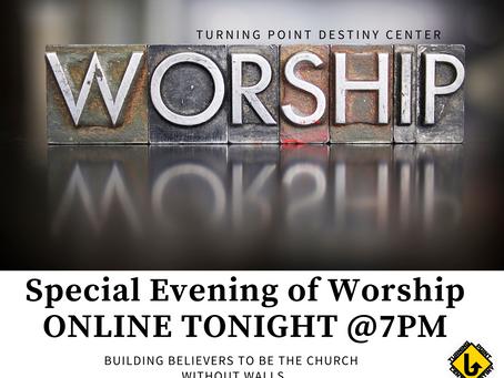 Special Worship Night 05.11.2020
