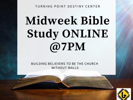 Midweek livestream 05.06.2020