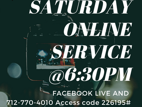 Join us tonight online at 6:30pm https://www.facebook.com/turningpointdestinycenter/videos/108630042