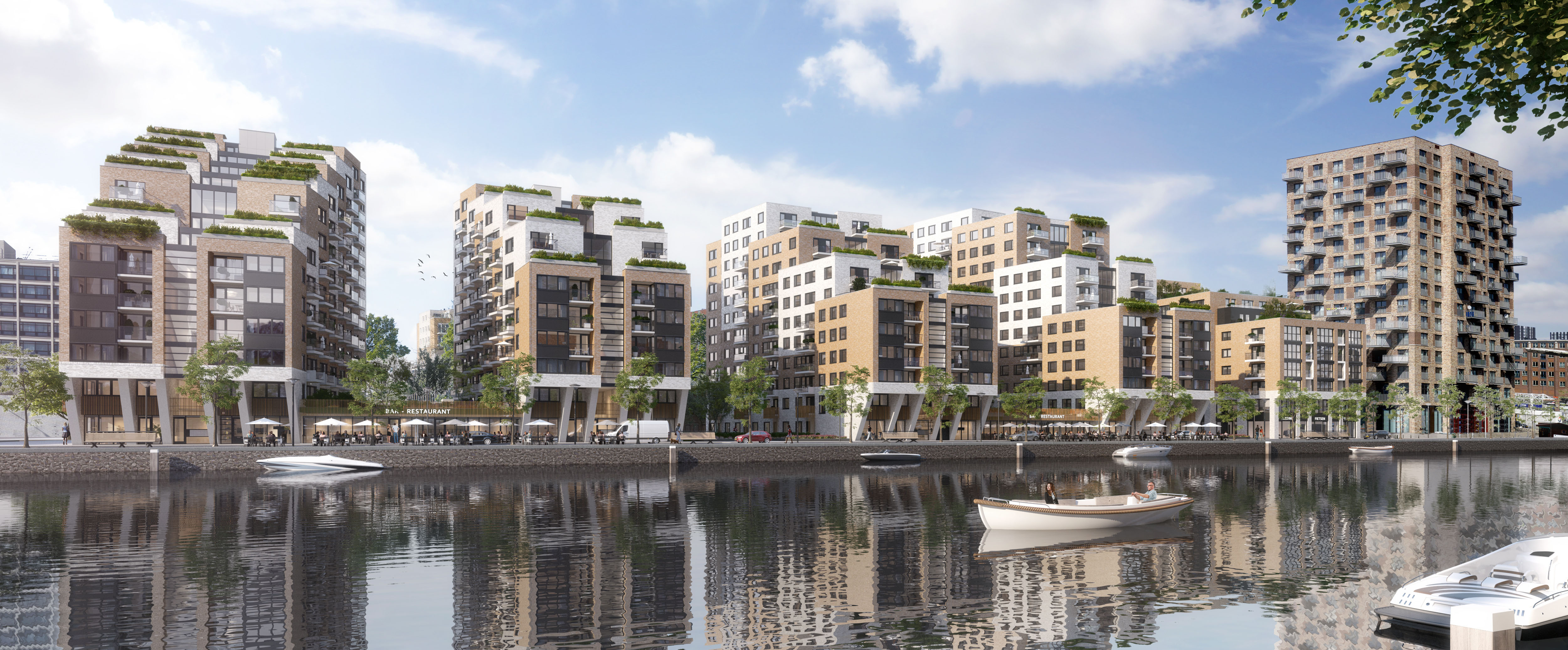Caland Docks