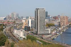Skyline van Den Haag