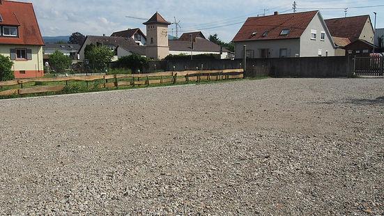 Parkplatz Schwanen