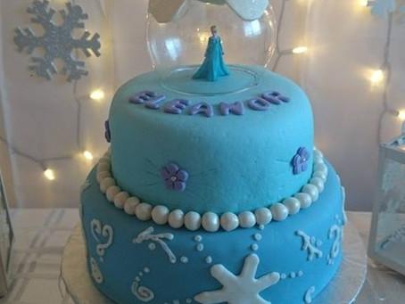 Frozen Themed Birthdays