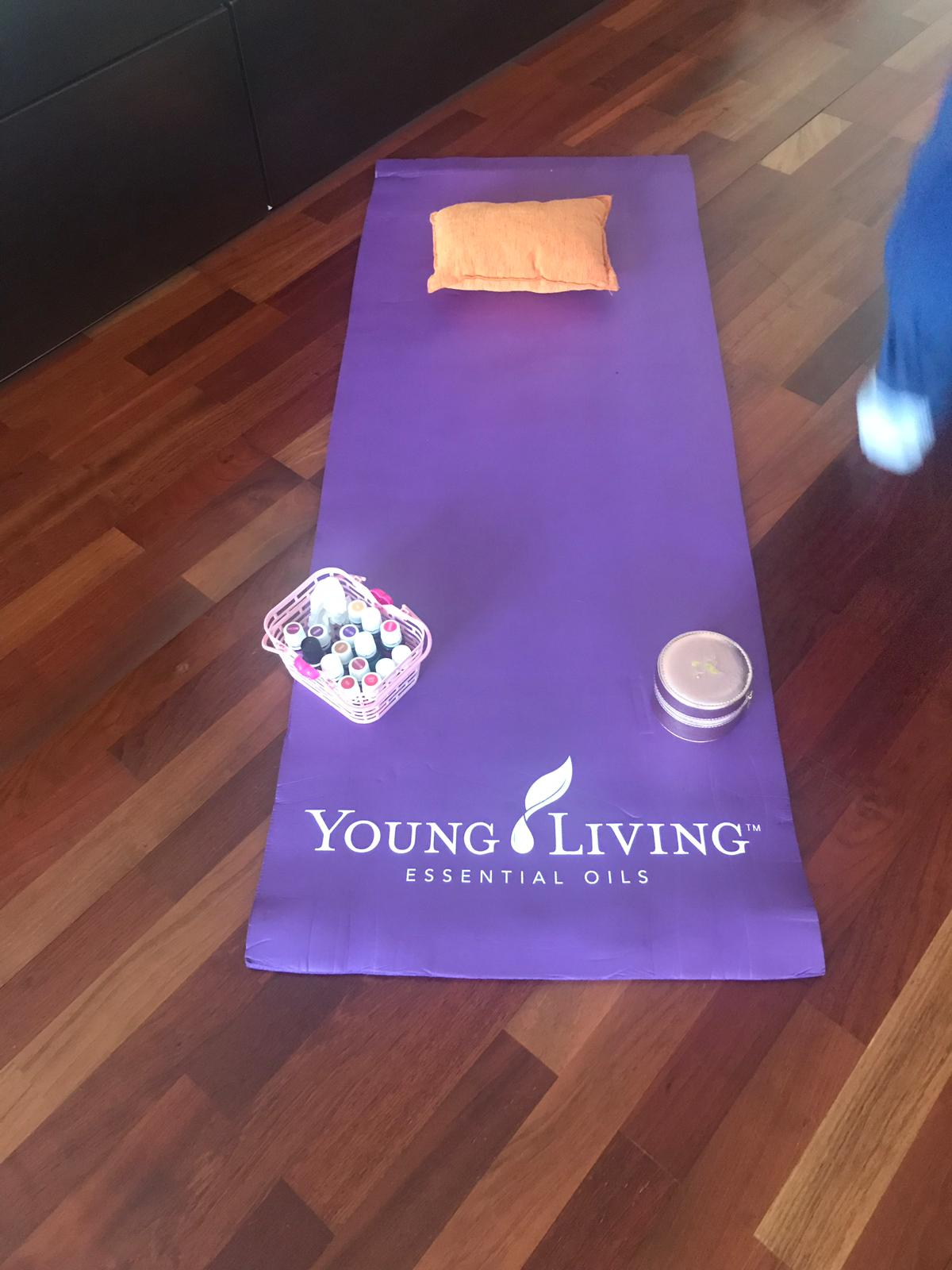 Young Living en todas partes