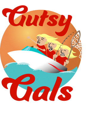 Client fishing team graphic for tees