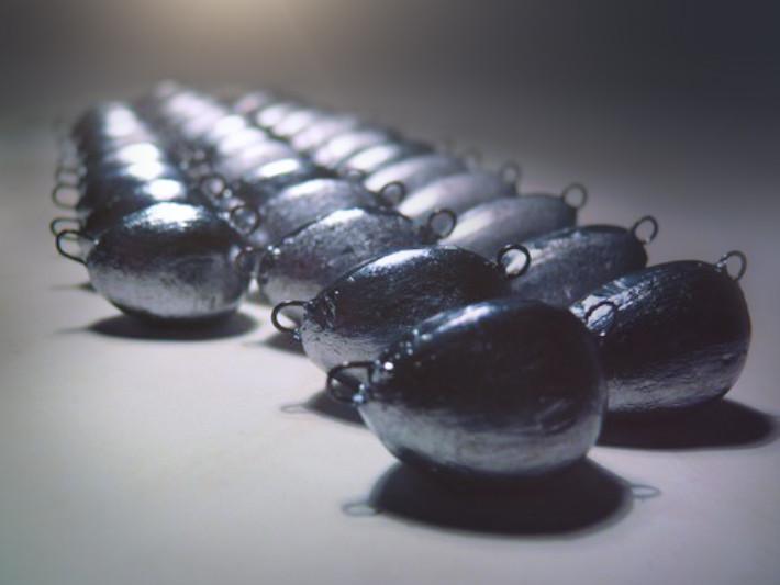 «Грузила для «джигитов», (Рыбалка на Руси, 11/2009)