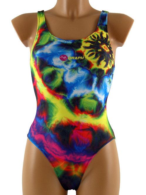 DRAPH costume nuoto olimpionico donna Mandala