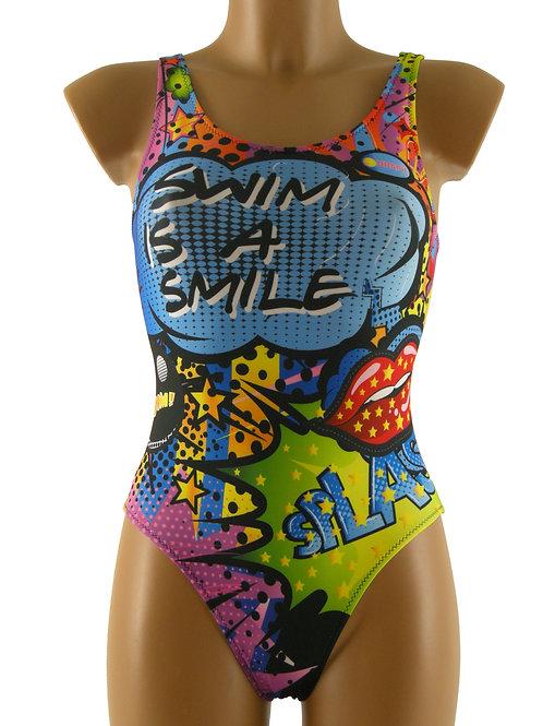 DRAPH costume nuoto olimpionico donna Swim Smile
