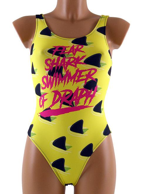 DRAPH costume nuoto olimpionico donna Fear