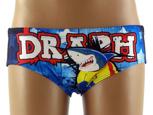 DRAPH costume nuoto slip Shark Draph