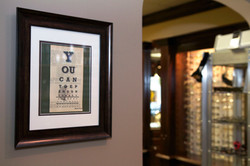 Decorative Eye Chart