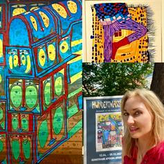 Hundertwasser - Ausstellung in Apolda