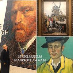 Van Gogh - ein Visionär, ein Experimentator, ein einsamer Wolf der Moderne.