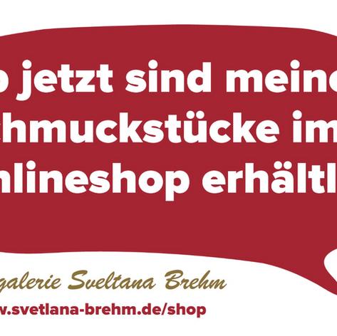 Handmade Schmuck Onlineshop