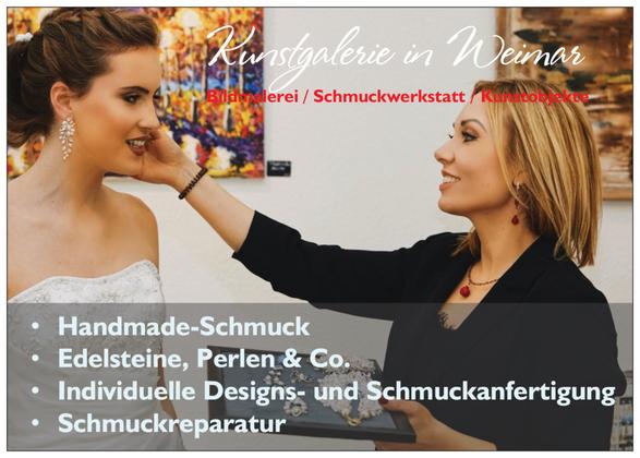 Handmade Schmuck in Weimar