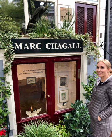 Marc Chagall Galerie, Amsterdam