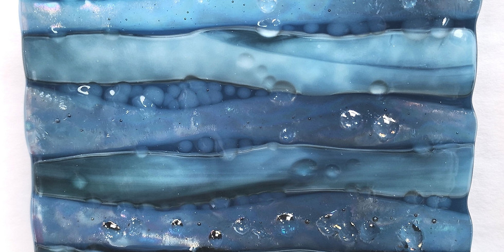 Making Waves Fused Glass Workshop