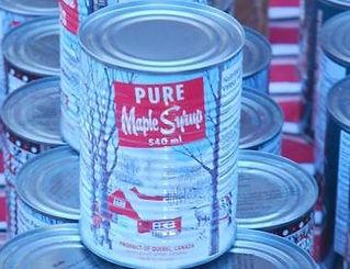 Maple Syrup Calgary