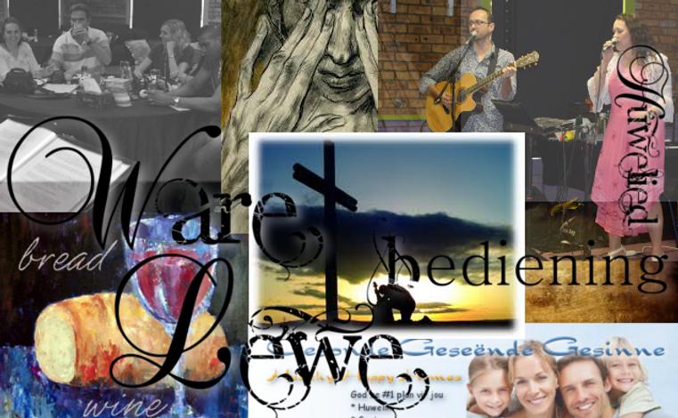 Ware Lewe Bediening, Afrikaanse sangers, huwelikskursus, gemeente
