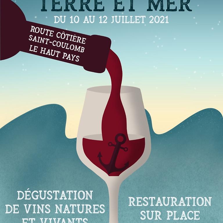 Les Vignerons Terre et Mer( St Malo - Cancale)