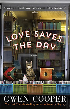 Click here to learn more about my novel Love Saves the Day