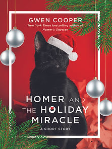 Click here to learn more about the book Homer and the Holiday Miracle