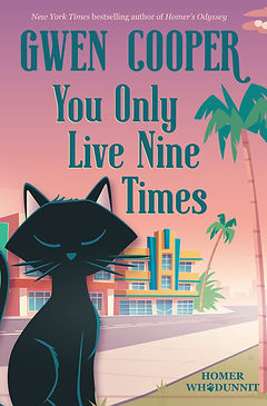 The Homer Whodunit Cozy Mystery series is coming soon!