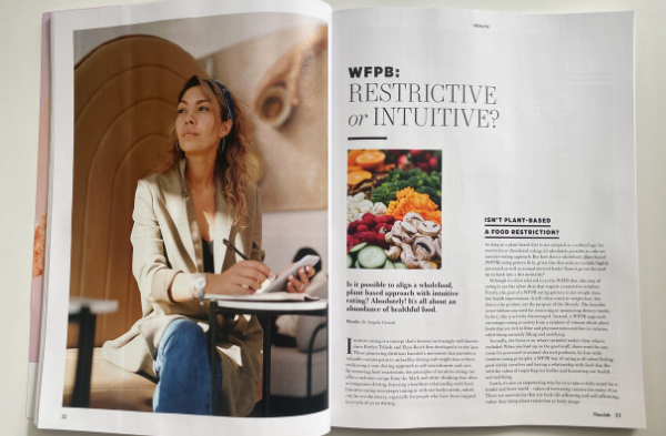 Nourish magazine, September 2021 - Issue 66