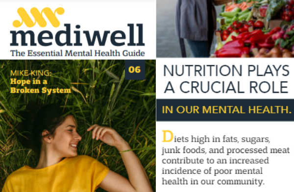 MediWell #6 The essential guide to mental wellbeing - September 2021