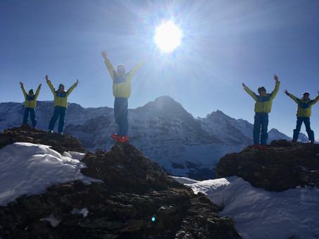 Skitour Jungfrauregion