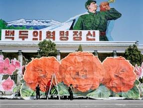 Adrian Golinelli – Corea del nord - dietro le quinte