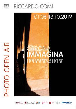 Manifesto Riccardo Comi verticale