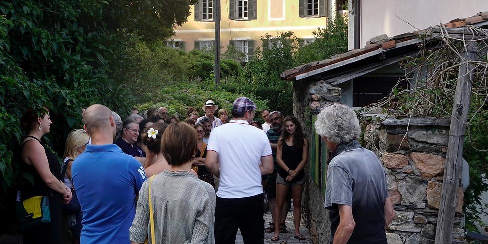 Visita guidata di CaronaImmagina - 15.6.19