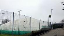 Municipio di Lugano: credito straordinario di 305'000 franchi per lavori urgenti al Tennis di Ca